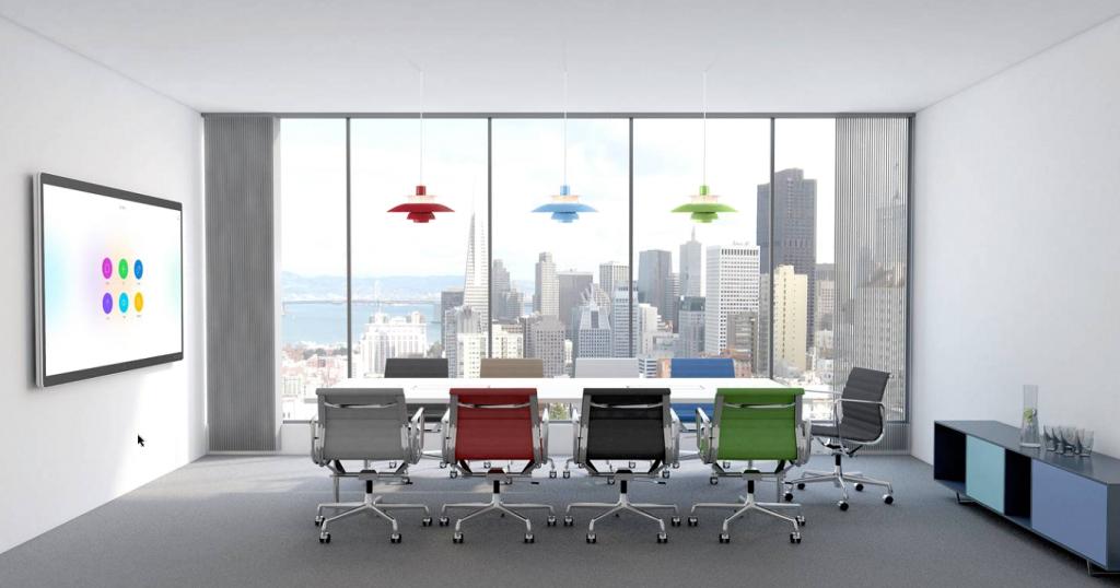 Cisco Spark Board Innovation In Collaboration