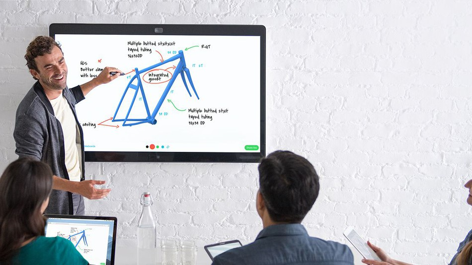 Cisco 'Smart' Whiteboards