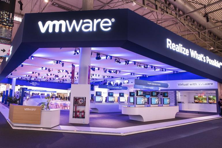 VMware selling vCloud Air